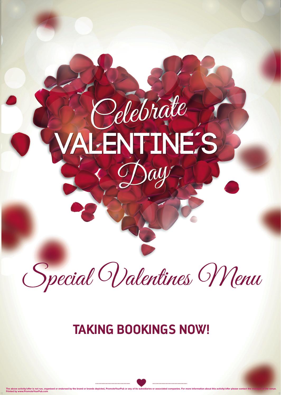 Valentines Night Flyer (A5)